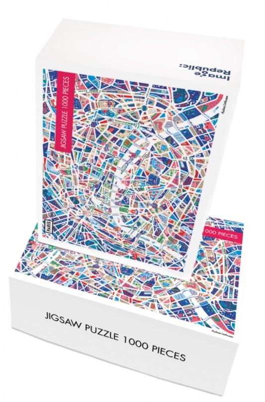 Puzzle Corbineau Paris1