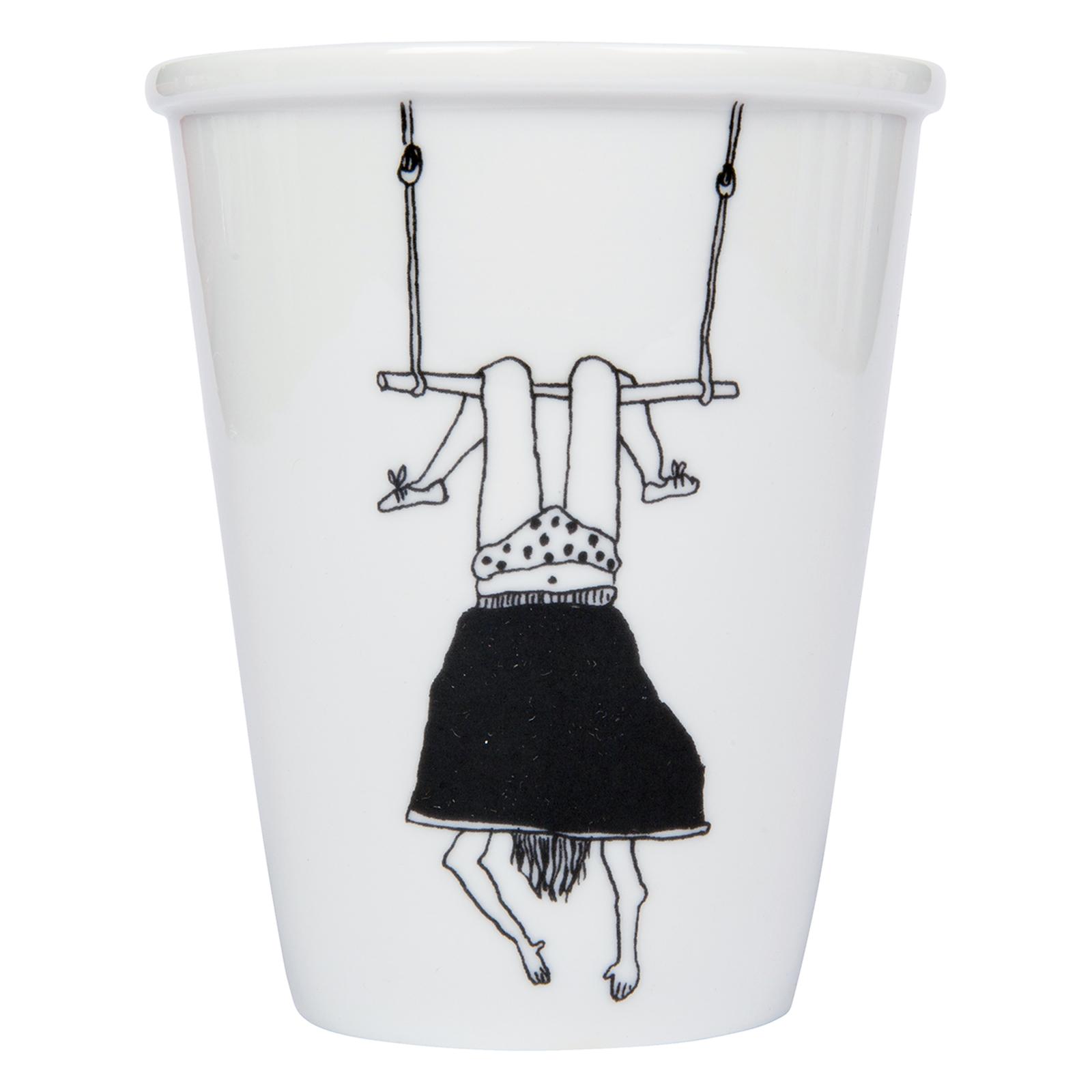 Helen B fille au trapeze_BD