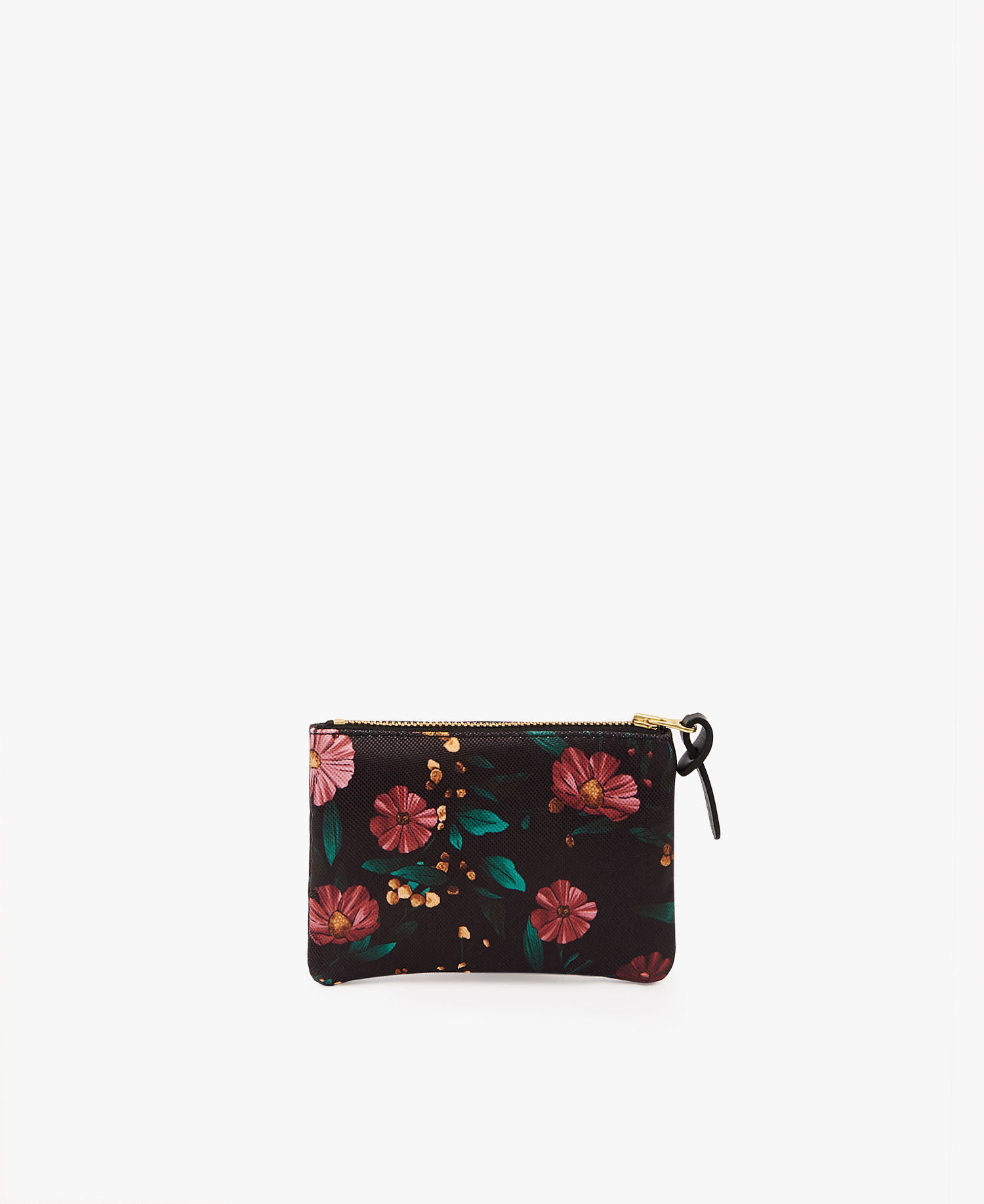 Black-Flowers-Small-Pouch-Bag-Display