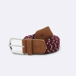 belt-ceinture-en-toile-polyester-recycle-bordeaux