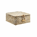 RTN001_A_Small_Square_White_Washed_Straw_Box