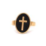 Bague croix (3)