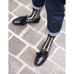 ST EUSTACHE chaussettes Ginza black Fringante (4)
