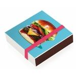 Boite Allumettes hamburger