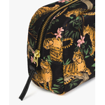Black-Lazy-Jungle-Makeup-Bag-Detail