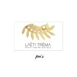 L.TREMA pins Alang nacre