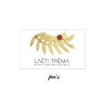L.TREMA pins Alang grenat