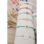 Bracelet fil medaille pierre 10 (1)_BD