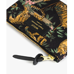 Black-Lazy-Jungle-Small-Pouch-Detail