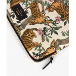 Lazy-Jungle-13-Laptop-Sleeve-Detail