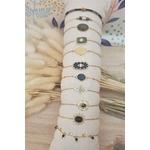 ACIER bracelet chaine noir (2)