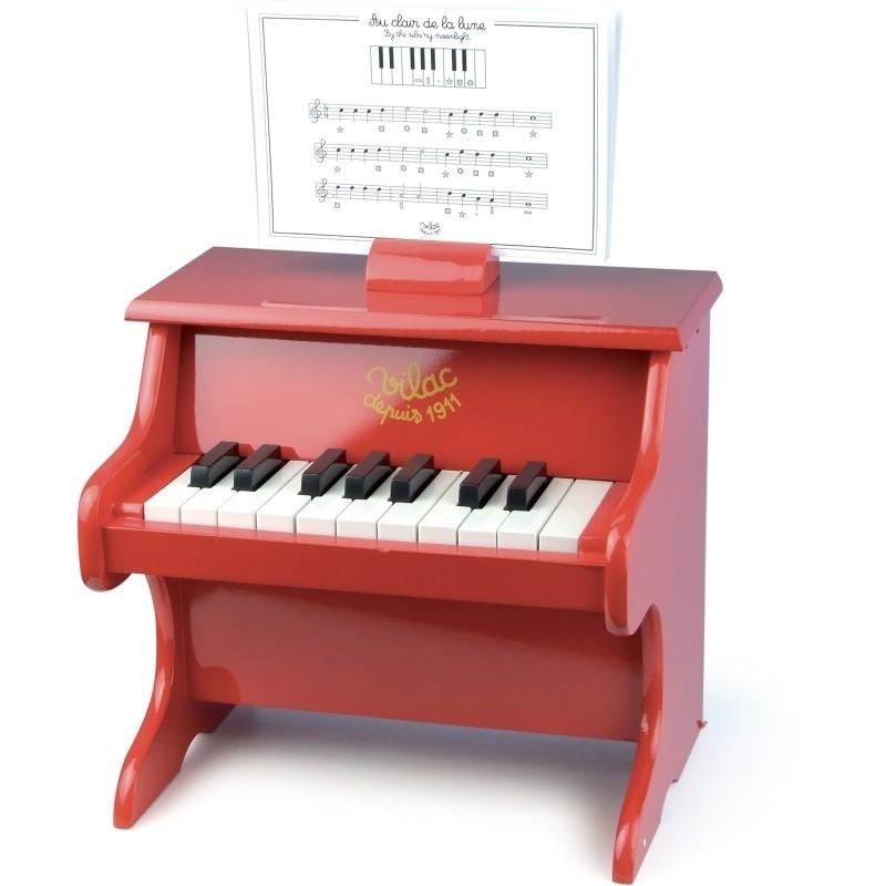 piano-rouge-18-touches-avec-partitions-_1_
