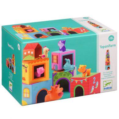 Cubes-empilables-Topanifarm-Djeco