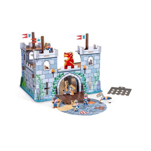 chateau-fort-story-carton-et-bois