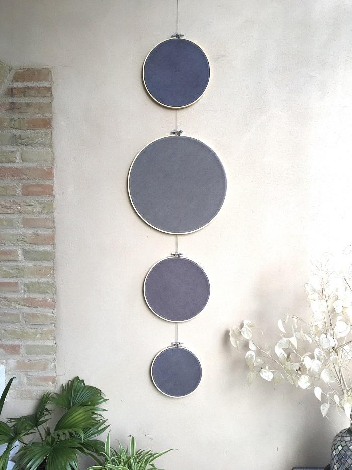 mobile bleu Peregreen Victor Hugo lin