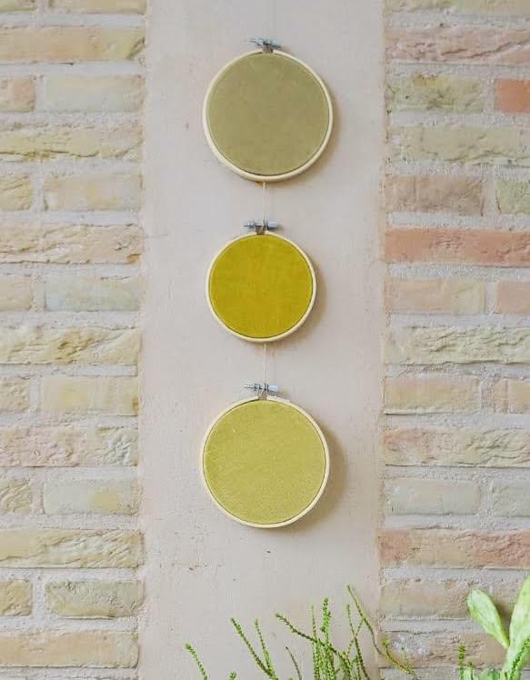 petit mobile Peregreen jaune Anna