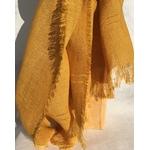 foulard lin pommier detail peregreen