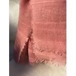 detail foulard lin raye rose leopoldine peregreen