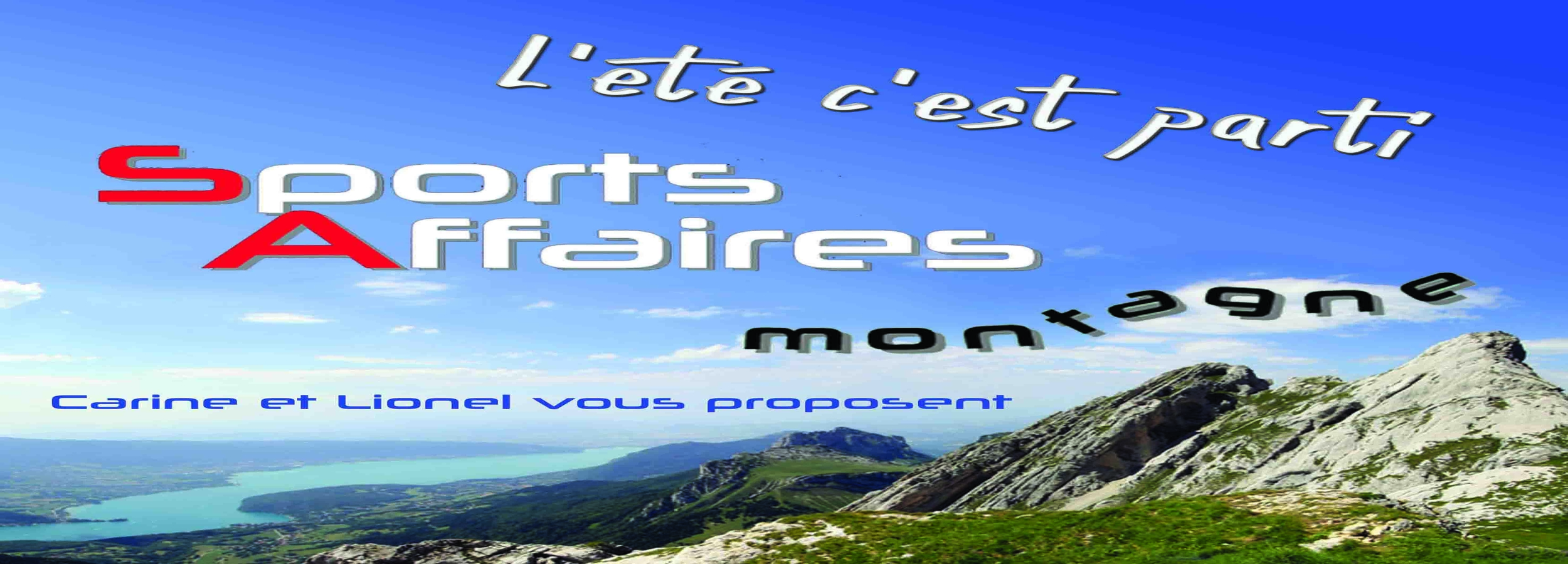 Sports Affaires montagne