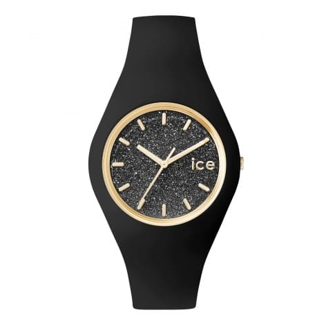 Montre Ice Watch / ICE glitter Noir.