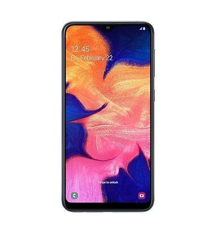 Samsung Galaxy A10 4G Noir Slim 32 Go écran 6,2 pouces. Neuf.