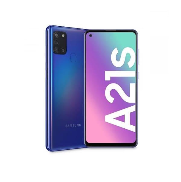 Samsung Galaxy A21s Smartphone Dual-SIM 4G LTE 32GB.
