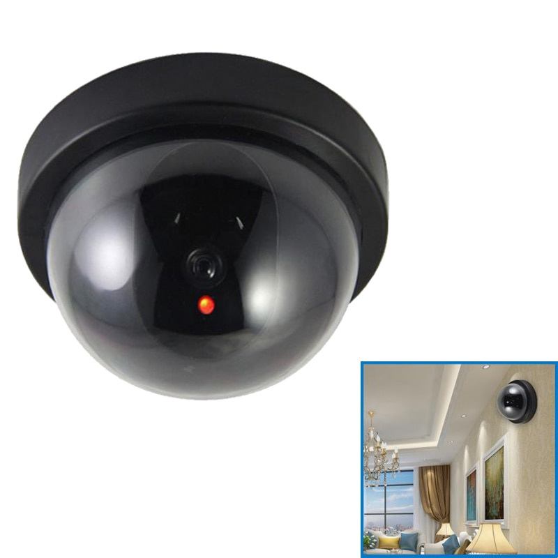 Caméra de Surveillance dôme, Webcam factice.