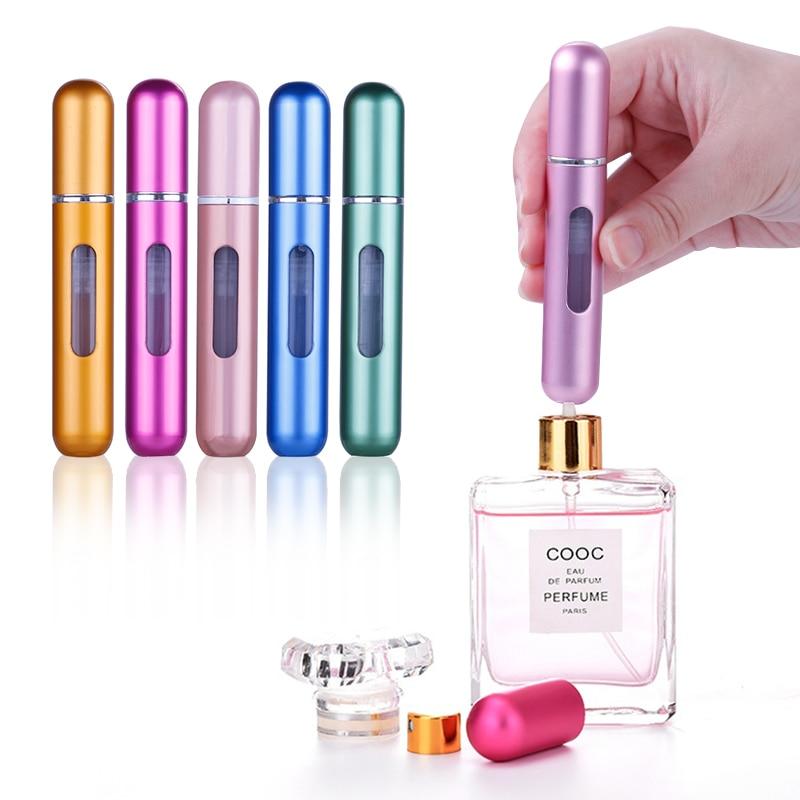 Mini Vaporisateur de parfum rechargeable.