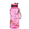 QuiFit-bouteille-d-eau-Tritan-avec-paille-2L-1-3l-450ml-demi-Gallon-sans-BPA-mes