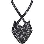 maillots-de-bain-karl-lagerfeld-kl20wop08-beachwear-noir-luxueux
