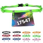 Hommes-femmes-Triathlon-Marathon-course-num-ro-ceinture-en-cours-d-ex-cution-taille-Pack-tissu
