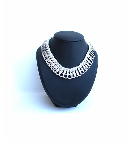 Collier NECKLACE blanc