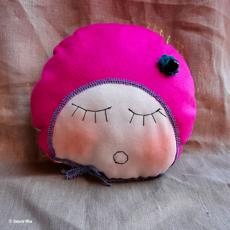 Coussin Laurie
