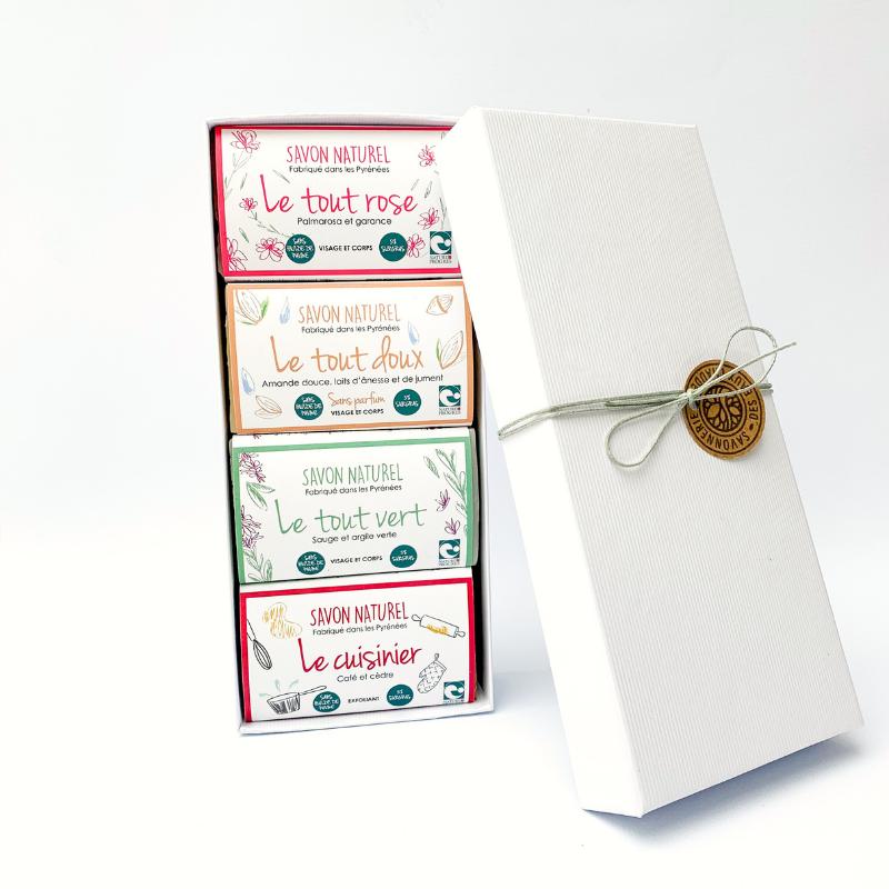 coffret-cadeau-savon-bio-local-pyrenees-artisanat