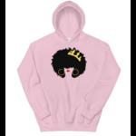 sweatshirt-capuche-queen-afro-rose