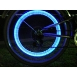 Bouchon à LED Bicyled Bleu (Lot de 2)