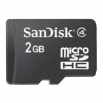 Carte Micro SD 2 Go