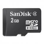 Carte Micro SD 2 Go