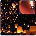 Lanternes Volantes (Lot de 2)