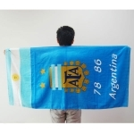 Serviette de Plage Football Argentine