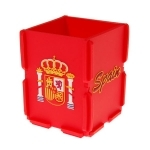 Pot à Crayons Football Espagne