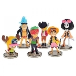 Figurines One Piece (Lot de 6)