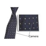 Cravate Caméra Espion