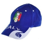 Casquette Football Italie