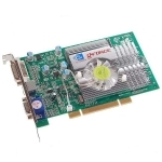 Carte Graphique PCI NVIDIA GeForce MX4000 128 Mo DDR