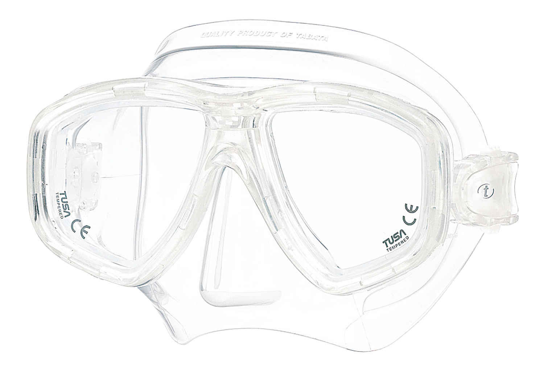 masque de plongée a la vue tusa
