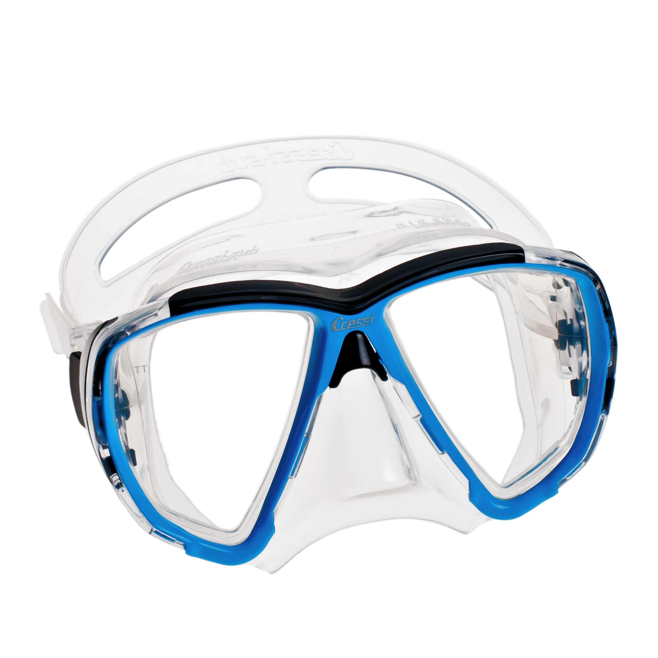 masque de plongée cressi sub