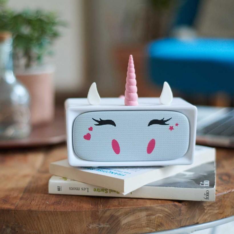 MOB Enceinte Adorable Licorne