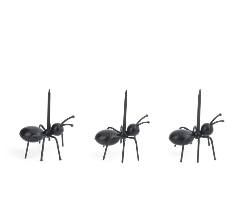 PARTY PICKS ANTS SET OF 20