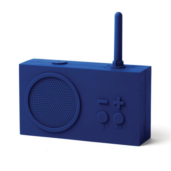 Radio FM et enceinte Bluetooth water resistant